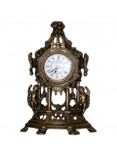 Ρολόι χειροποίητο κλασικό από μασίφ μπρούτζο