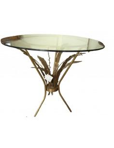 Μπρούτζινο τραπέζι