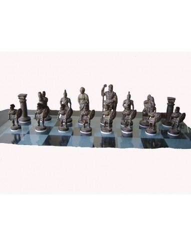 μπρούτζινο σκάκι