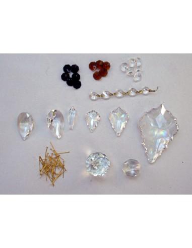 Κορμοί-κρύσταλλα -ανταλλακτικά φωτιστικών